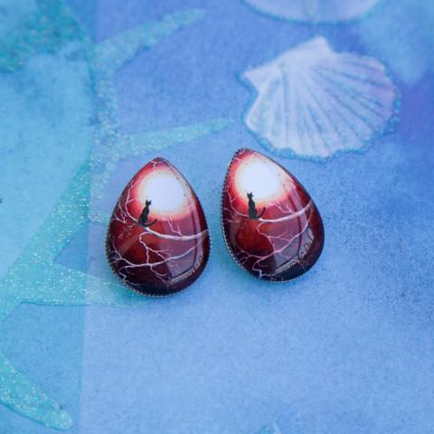 Earrings Meuse