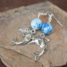 Earrings Neptun