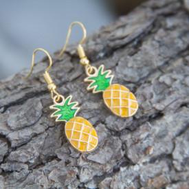Earrings Pineapple