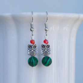 Earrings Tarragon