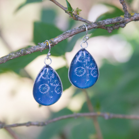 Earrings Viola