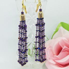 Earrings Dahlia