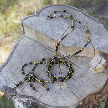 Jewelry set Black beauty