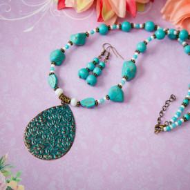 Jewelry set Crete