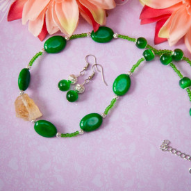 Jewelry set June