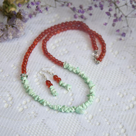 Jewelry set Maharloo