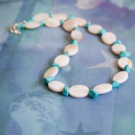 Necklace Amorgos