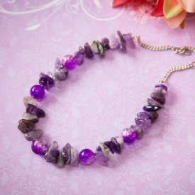 Necklace Berry