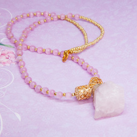 Necklace Chokeberry