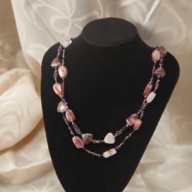 Necklace Garnet dreams